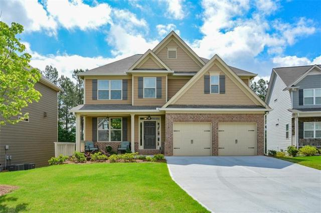 807 Blackberry Run Trail, Dallas, GA 30132 (MLS #6017271) :: GoGeorgia Real Estate Group