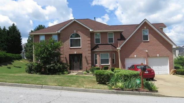 1159 Old Greystone Drive, Lithonia, GA 30058 (MLS #6017318) :: Kennesaw Life Real Estate