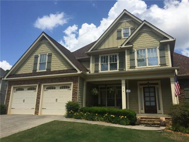 14 Stone Gate Drive NW, Cartersville, GA 30120 (MLS #6017336) :: Kennesaw Life Real Estate