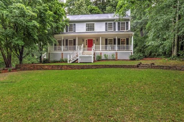 376 Connemara Crossing, Lawrenceville, GA 30044 (MLS #6017344) :: RE/MAX Paramount Properties