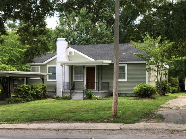 419 S Georgia Avenue, Bremen, GA 30110 (MLS #6017390) :: The North Georgia Group