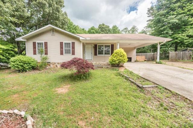 260 Gennett Drive, Jasper, GA 30143 (MLS #6017447) :: North Atlanta Home Team