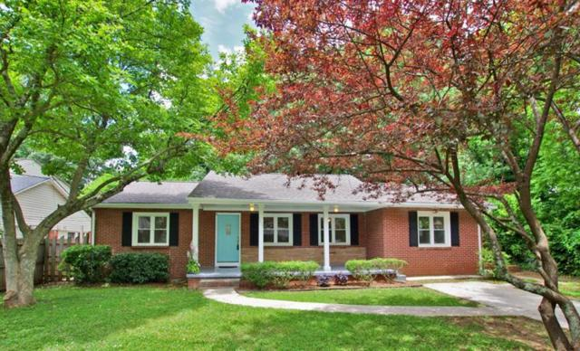 1222 Crestwood Drive SE, Atlanta, GA 30316 (MLS #6017452) :: North Atlanta Home Team
