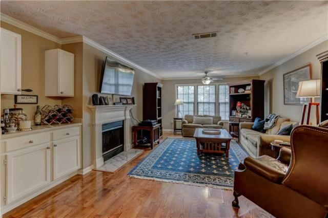 2708 Vinings Central Drive SE #8, Atlanta, GA 30339 (MLS #6017478) :: The Cowan Connection Team