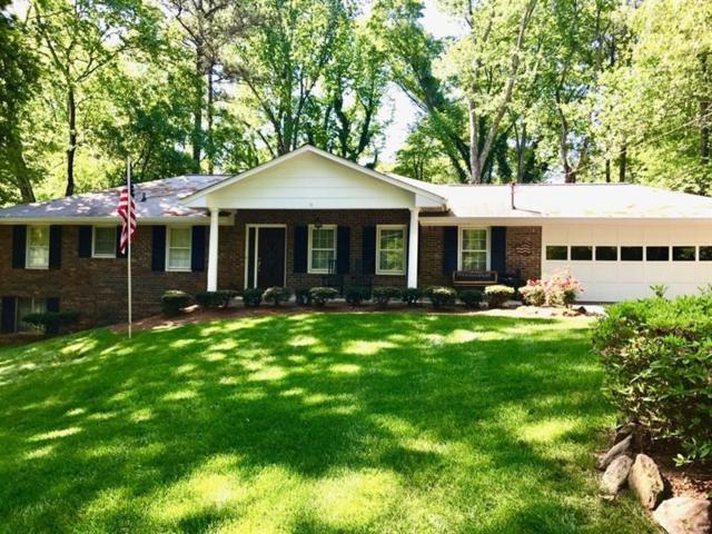 660 Lake Charles Way, Roswell, GA 30075 (MLS #6017481) :: RE/MAX Paramount Properties