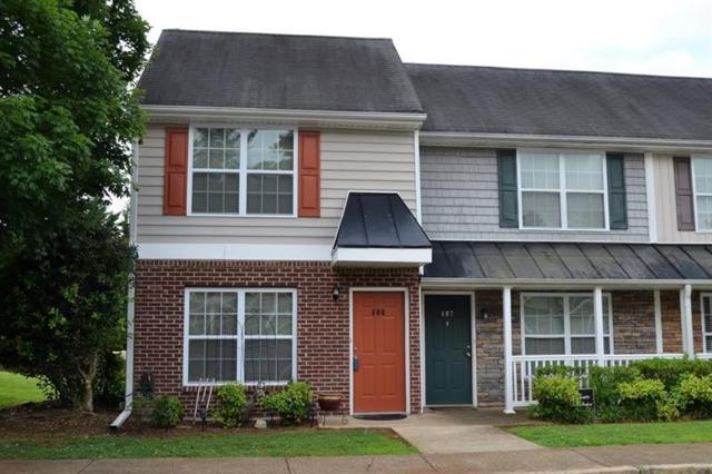 406 W I Parkway #406, Dallas, GA 30132 (MLS #6017504) :: GoGeorgia Real Estate Group