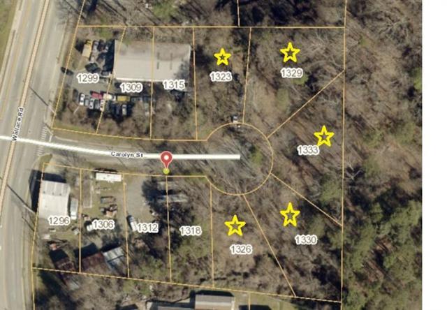 1323 Carolyn Street, Marietta, GA 30062 (MLS #6017529) :: North Atlanta Home Team