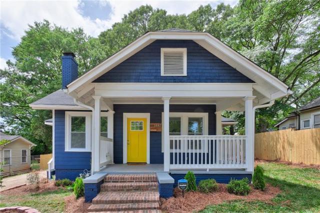 1447 Park Avenue SE, Atlanta, GA 30315 (MLS #6017598) :: RE/MAX Paramount Properties