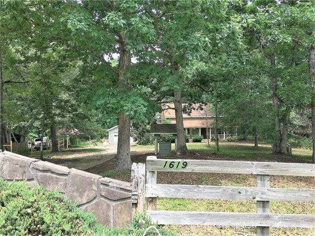 1619 Price Road, Dawsonville, GA 30534 (MLS #6017649) :: North Atlanta Home Team