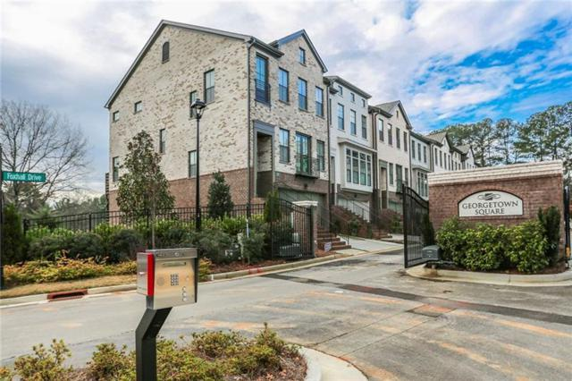 4330 Georgetown Square #14, Dunwoody, GA 30338 (MLS #6017665) :: North Atlanta Home Team