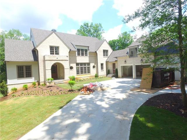 430 Franklin Road, Sandy Springs, GA 30342 (MLS #6017719) :: Kennesaw Life Real Estate