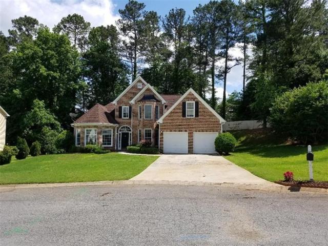 3438 Fox Hollow Drive, Marietta, GA 30068 (MLS #6017722) :: RE/MAX Paramount Properties