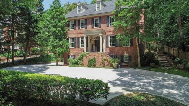 2627 Howell Mill Road NW, Atlanta, GA 30327 (MLS #6017796) :: RE/MAX Paramount Properties