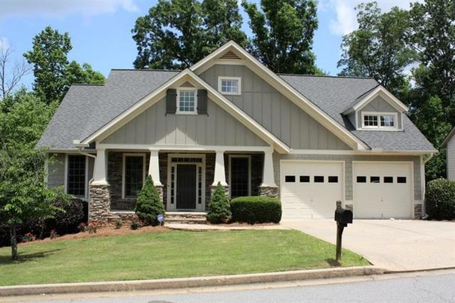 4916 Shallow Creek Trail NW, Kennesaw, GA 30144 (MLS #6017804) :: GoGeorgia Real Estate Group