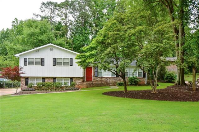 735 Shannon Lane, Woodstock, GA 30189 (MLS #6017844) :: RE/MAX Paramount Properties