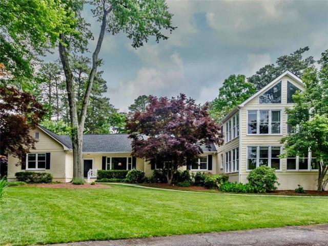3222 Old Mill Trace SE, Marietta, GA 30067 (MLS #6017882) :: Carr Real Estate Experts