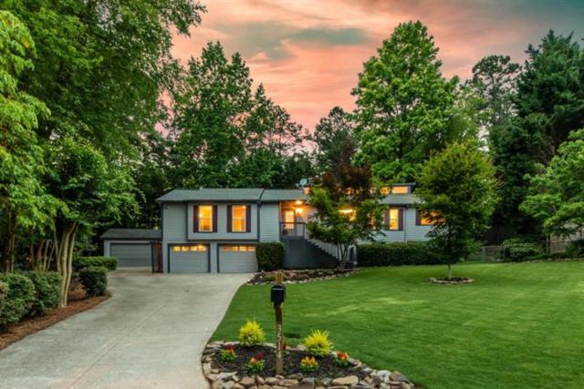 3514 Creek Court, Marietta, GA 30062 (MLS #6017917) :: RE/MAX Paramount Properties
