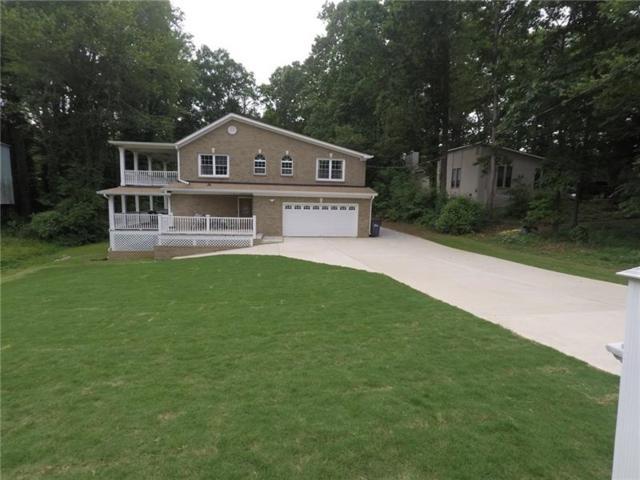 3301 Lynhurst Drive, Marietta, GA 30062 (MLS #6017921) :: RE/MAX Paramount Properties