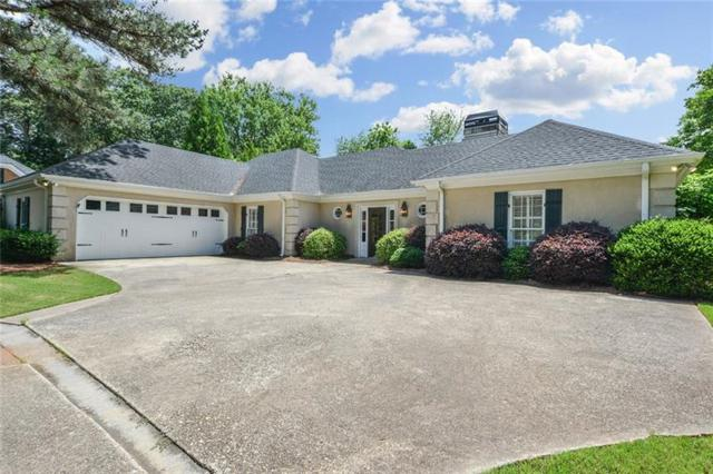 4800 Hampton Lake Drive, Marietta, GA 30068 (MLS #6017929) :: The Bolt Group