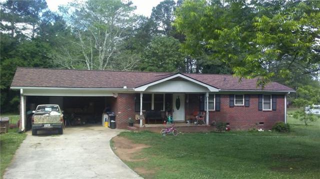 54 Bradshaw Road, Cedartown, GA 30125 (MLS #6017931) :: The North Georgia Group