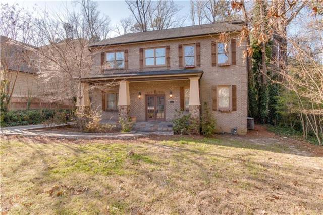 1712 Dresden Drive NE, Brookhaven, GA 30319 (MLS #6017996) :: The North Georgia Group