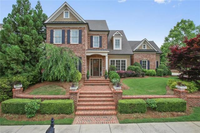 1537 Mossvale Court NW, Kennesaw, GA 30152 (MLS #6018111) :: RE/MAX Paramount Properties