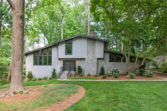 1843 Breckenridge Drive NE, Atlanta, GA 30345 (MLS #6018191) :: RE/MAX Paramount Properties