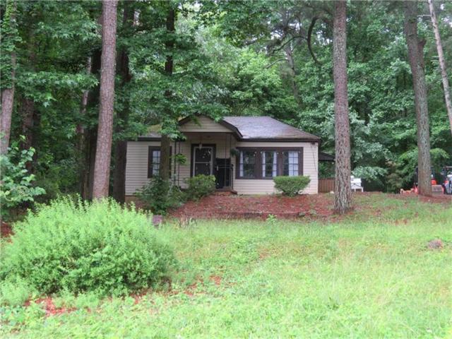 595 Bonnie Dell Drive, Marietta, GA 30062 (MLS #6018347) :: North Atlanta Home Team