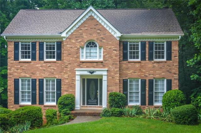 4695 Stonehenge Drive, Peachtree Corners, GA 30096 (MLS #6018536) :: Iconic Living Real Estate Professionals