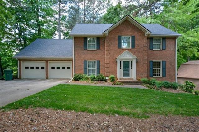 4685 Karls Gate Drive, Marietta, GA 30068 (MLS #6018643) :: North Atlanta Home Team