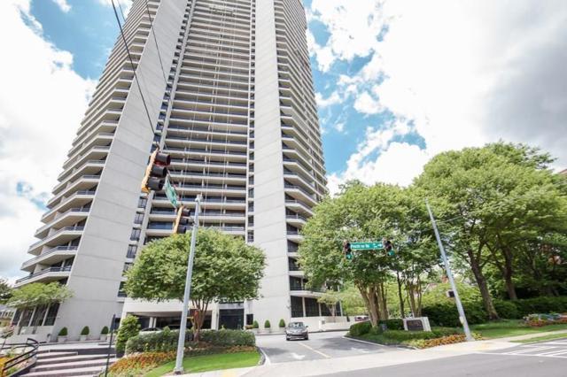 2660 Peachtree Road NW 34A, Atlanta, GA 30305 (MLS #6018662) :: RCM Brokers