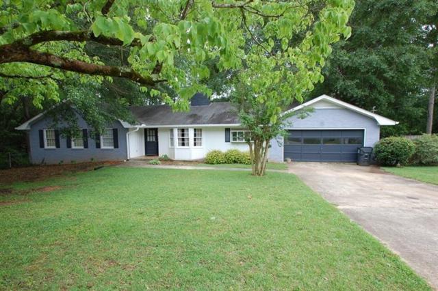 2021 Forest Drive, Fayetteville, GA 30214 (MLS #6018678) :: North Atlanta Home Team