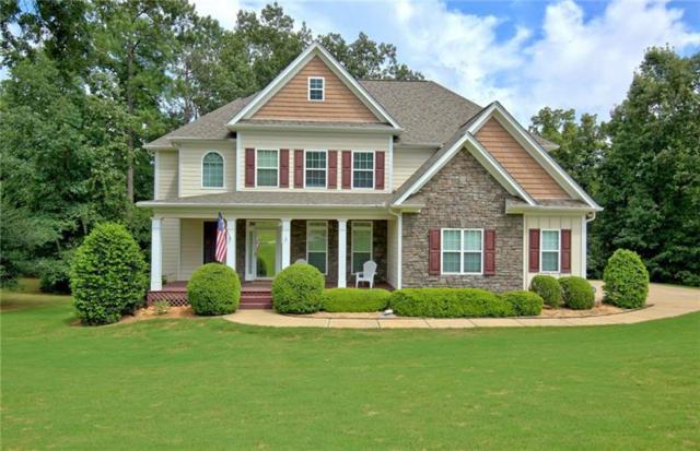 215 Glade Knoll Trail, Fayetteville, GA 30215 (MLS #6018734) :: North Atlanta Home Team