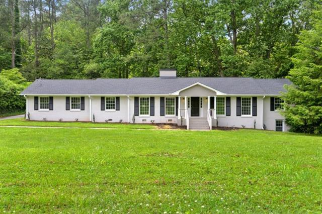 636 Bouldercrest Drive SW, Marietta, GA 30064 (MLS #6018956) :: North Atlanta Home Team