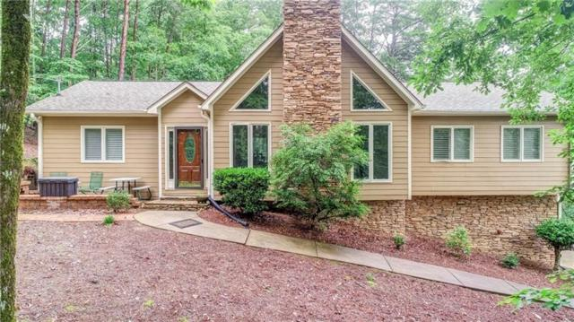 310 Chickasaw Drive, Waleska, GA 30183 (MLS #6019240) :: North Atlanta Home Team