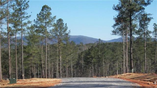 Lot 5 N Station Gap Drive N, Dahlonega, GA 30533 (MLS #6019402) :: RE/MAX Paramount Properties
