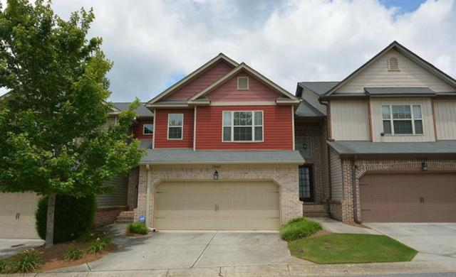 2942 O'shields Court SW #3, Marietta, GA 30060 (MLS #6019510) :: Path & Post Real Estate