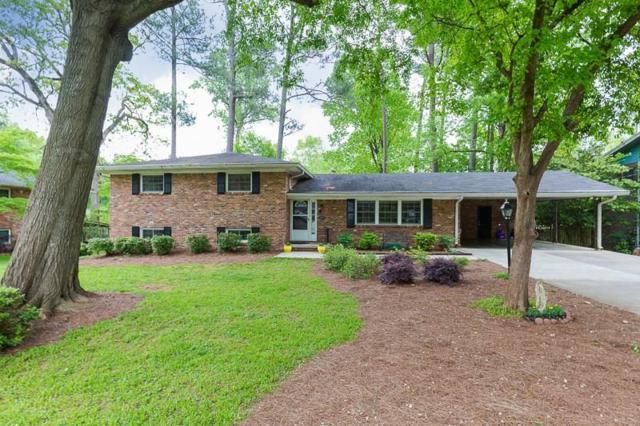 1130 Berkeley Road, Avondale Estates, GA 30002 (MLS #6019530) :: North Atlanta Home Team