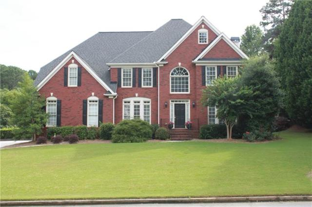 1101 Cockrell Drive NW, Kennesaw, GA 30152 (MLS #6019707) :: Good Living Real Estate
