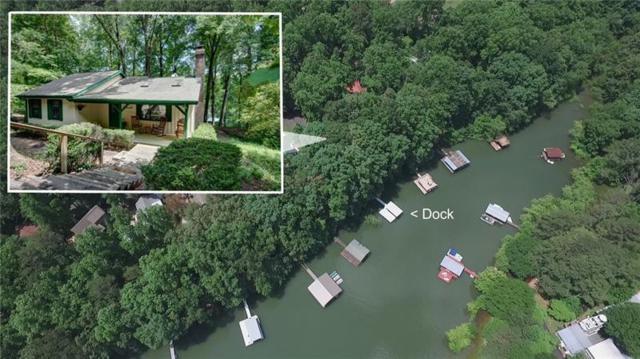 206 Sunset Drive, Dawsonville, GA 30534 (MLS #6019916) :: RE/MAX Paramount Properties