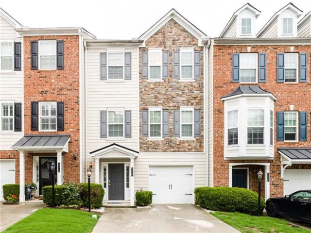 318 Plaza Park Walk #318, Kennesaw, GA 30144 (MLS #6020141) :: North Atlanta Home Team