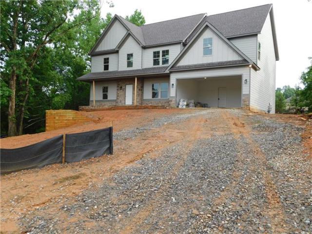 279 Village Creek Drive, Jasper, GA 30143 (MLS #6020410) :: RCM Brokers
