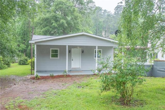 818 Lakeshore Drive, Monticello, GA 31064 (MLS #6020512) :: RCM Brokers