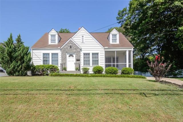 2649 Jefferson Terrace, East Point, GA 30344 (MLS #6020528) :: Iconic Living Real Estate Professionals
