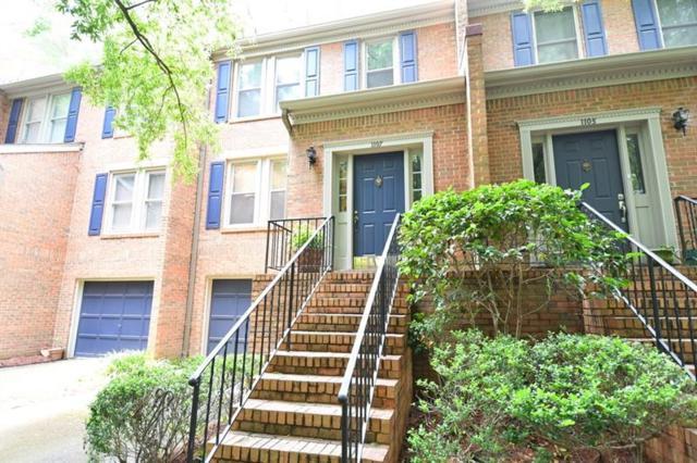 1107 Morningside Place NE, Atlanta, GA 30306 (MLS #6020632) :: RE/MAX Paramount Properties