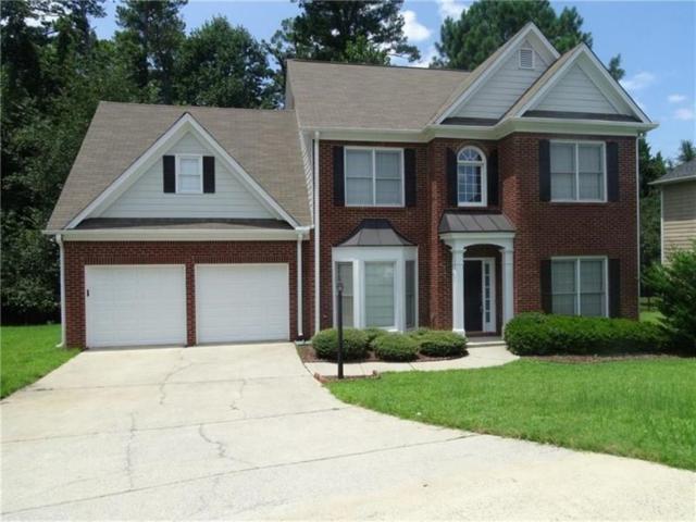 325 Knollcrest Court, Alpharetta, GA 30022 (MLS #6020672) :: North Atlanta Home Team