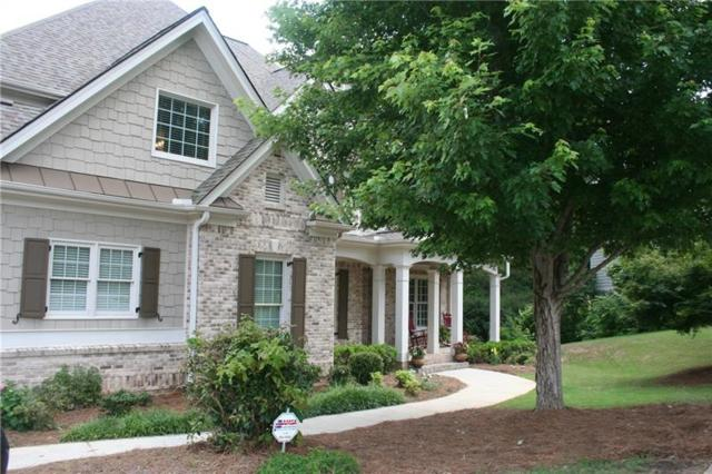 384 Brisbane Drive, Acworth, GA 30101 (MLS #6020711) :: Good Living Real Estate