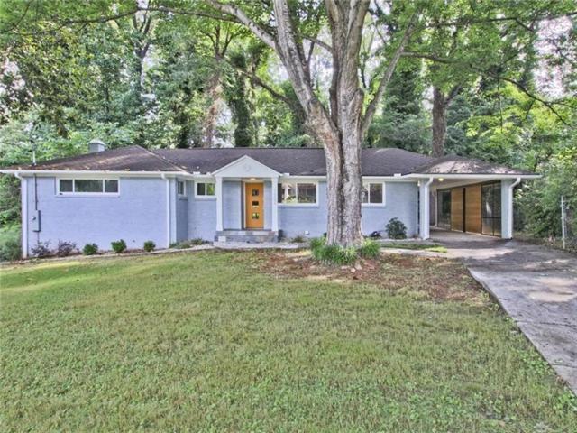 1302 Poplarcrest Circle, Atlanta, GA 30316 (MLS #6020728) :: North Atlanta Home Team