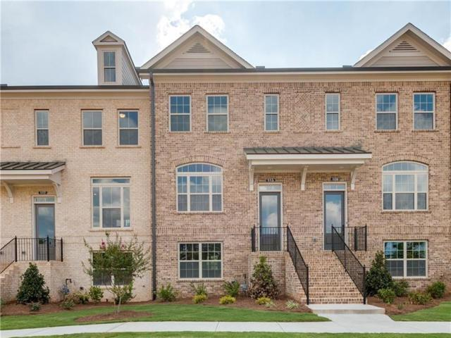 221 Bedford Alley #107, Johns Creek, GA 30024 (MLS #6020738) :: North Atlanta Home Team