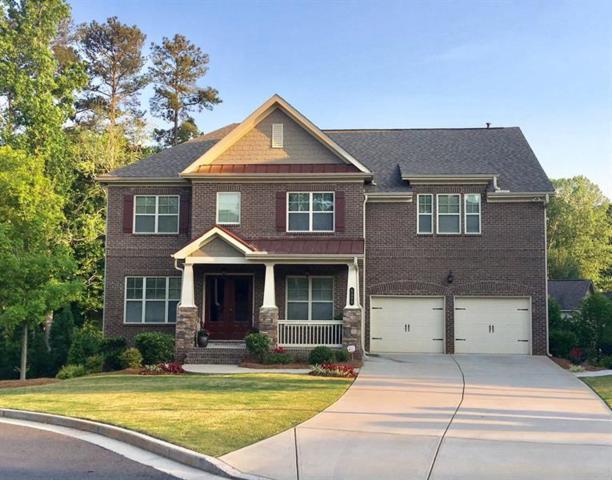 1320 Redbud Drive, Alpharetta, GA 30005 (MLS #6020778) :: RE/MAX Paramount Properties